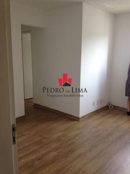 Apartamento De 2 Dormitorios E 1 Vaga De Garagem, Em Itaquaquecetuba. - Pe29604