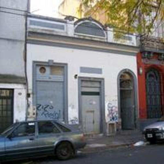 Carlos Calvo Al 1600 Y Solis Monserrat Excelente Lote 7,53 X 55 Mt. Apto 1379 M2 Cód. Nvo.
