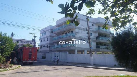 Apartamento Residencial À Venda, Itaúna, Saquarema. - Ap0134