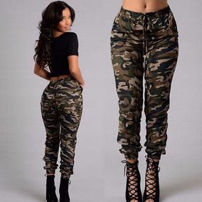 Y Mercado Pantalones En Chile Mujer Calzado Libre Militares Vestuario BWEQCxoedr