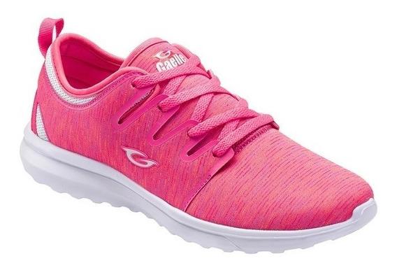 Zapatillas Gaelle Mujer Running (obsequio Medias) #2568w