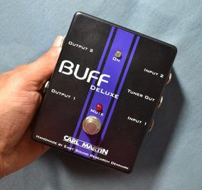 Carl Martin Buff Deluxe - Willaudio
