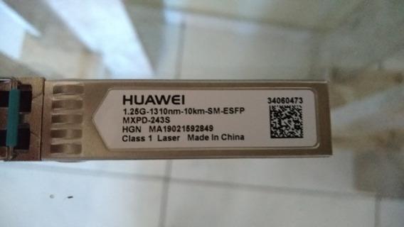 Gbic Sfp Huawei 1.25g-1310nm-10km-sm-esfp