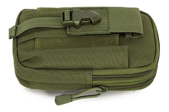 Bolsa Porta Treco Pochete Tatico Militar Cinto M1 Bc8