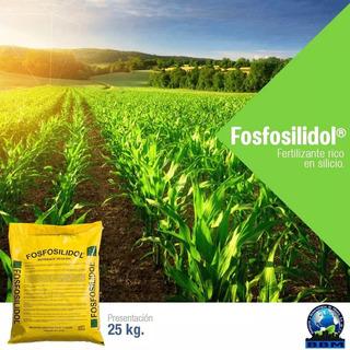 Fertilizante Mineral Orgánico Fosfosilido