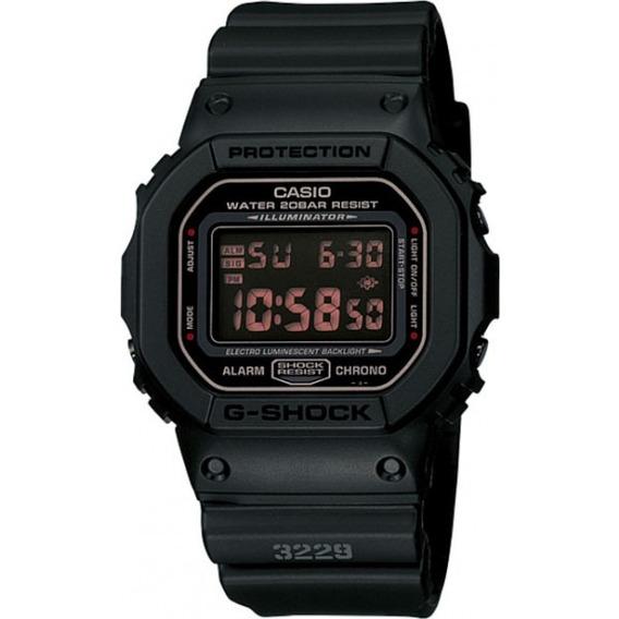 Relógio G-shock Dw-5600ms-1dr Original Militar Dw5600ms