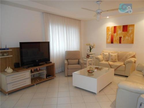 Imagem 1 de 20 de Apartamento À Venda - Praia Da Enseada - Guarujá. - Ap1013