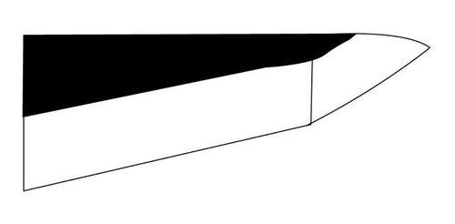Buril, Acero Rápido Alta Velocidad Onglettegraver,1,35 (20$)