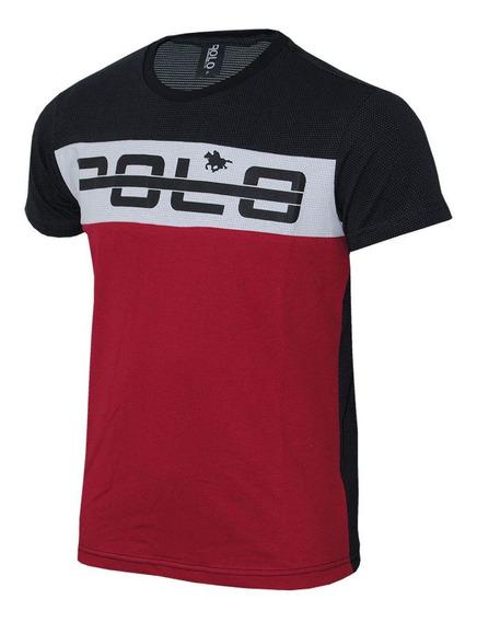 Camiseta Careca Polo Rg518 Em Malha Pontos 17976
