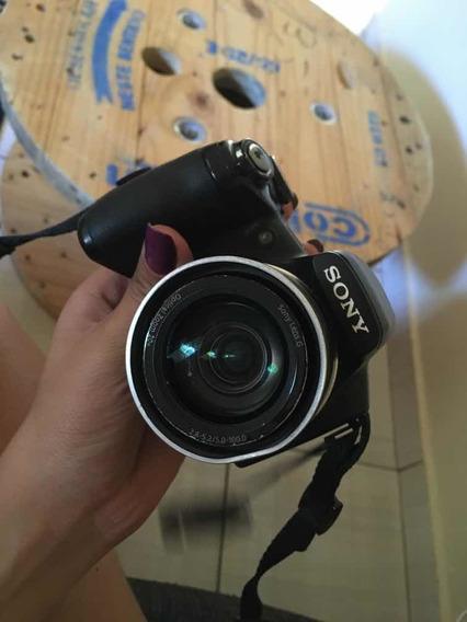 Câmera Semiprofissional Sony