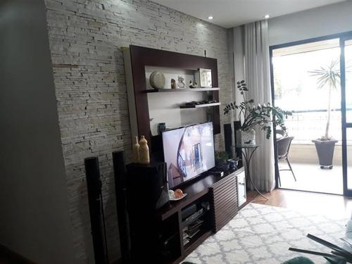 Imagem 1 de 30 de Apartamento Mooca São Paulo/sp - 14590