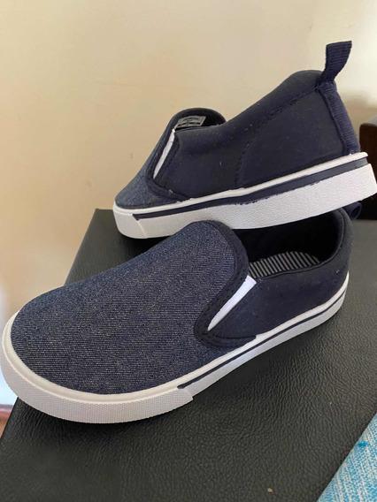 Zapatillas Sin Cordones !!! Oshkosh !! Original!!!!