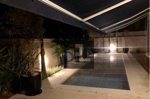 Linda Casa No Alpha Conde Com 04 Suítes - Ca0460