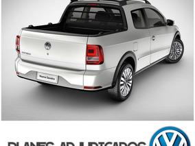 Volkswagen -autoahorro Canje Su Plan Saveiro Highline Ao