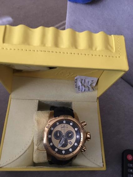 Relógio Invicta Vênus Gold