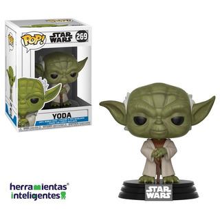Yoda Star Wars Funko Pop The Clone Wars