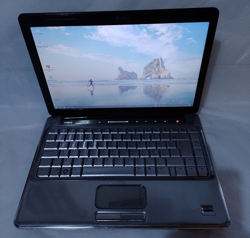 Imagen 1 de 4 de Notebook Hp Dv4, 4gb Ram, 240gb Hdd, Windows 10, Office, Pdf