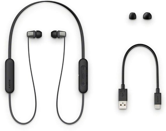Sony Wic310 100% Originales Blanco Y Negro 15h De Bateria