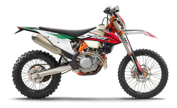 Moto Ktm Exc F 450 Six Days 2020