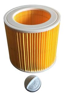 Filtro De Aire Karcher Wd 3200/ Nt 20/1/ Nt 27/1/ Nt38/1
