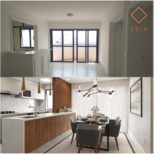 Apartamento Com 1 Dormitório À Venda, 79 M² Por R$ 935.000,00 - Brooklin - São Paulo/sp - Ap50002