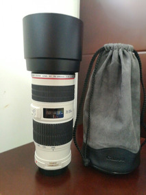 70-200 Is I Lente Canon Estabilizado Serie L
