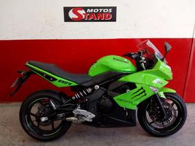 Kawasaki Ninja 650 650r 2011 Km 15.000 Verde