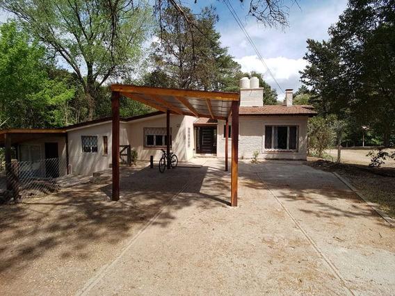 Casa Con Pileta Bosque Arroyo A 500m Del Centro Hasta 10 Pax