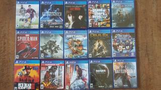 Juegos Ps4 Playstation 4 Nuevos Y Usados Precios Variados