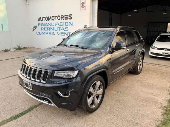 Jeep Grand Cherokee 2013 3.6 Overland 286hp At
