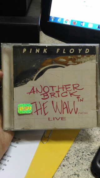Cd Single Pink Floyd - Another Brick In The Wall Nacional