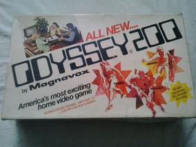 Console Odyssey 200 Jogo Odyssey Game Odyssey Original