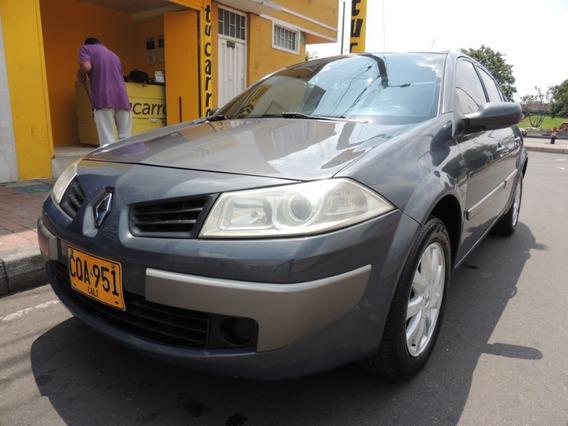 Renault Mégane Ii Sport Dynamique 2.0cc Aa Mt Fe