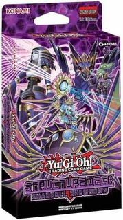 Yugioh Deck Shaddoll Showdown Envío Inmediato (sellado)