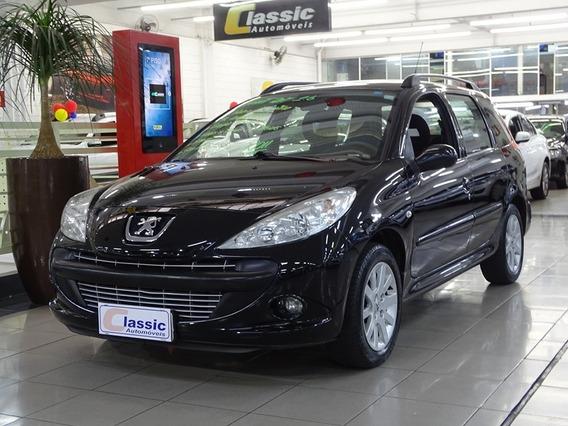 Peugeot 207 Sw Xs 1.6 Automático
