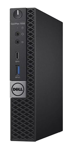 Mini Pc Dell Optiplex 7050 Intel Core I5-7500t / 8gb Ram