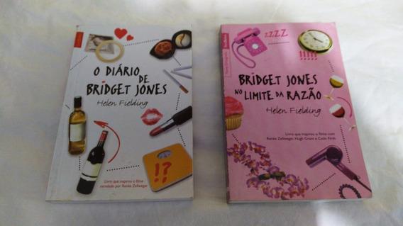 Livro O Diario De Bridget Jones Limite Da Razao 2 Volumes