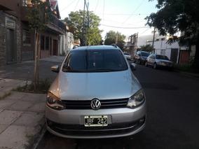 Volkswagen Suran 1.6 Highline Cuero Linea Nueva