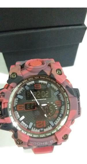 Relógio G-shock Vai Com Brinde