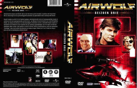 Águia De Fogo (airwolf)-coleção 39 Dvd-digital