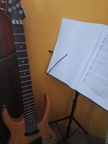 Imagem 1 de 1 de Aulas De Violão E Guitarra Via Whatsapp
