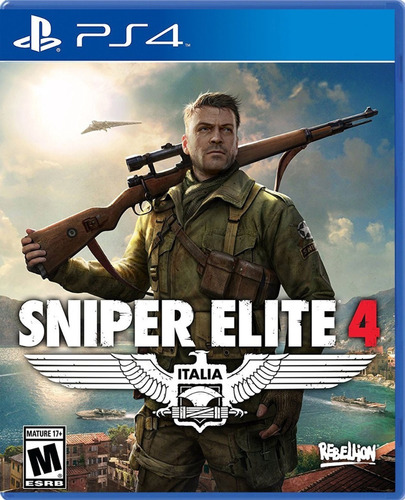 ..:: Sniper Elite 4 ::.. Para Playstation 4 En Game Center