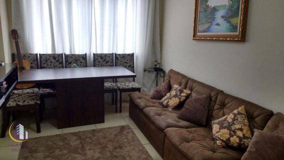 Apartamento À Venda, Jaguaribe, Osasco. - Ap0433