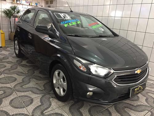 Imagem 1 de 9 de Chevrolet Onix 2019 1.4 Lt Aut. 5p
