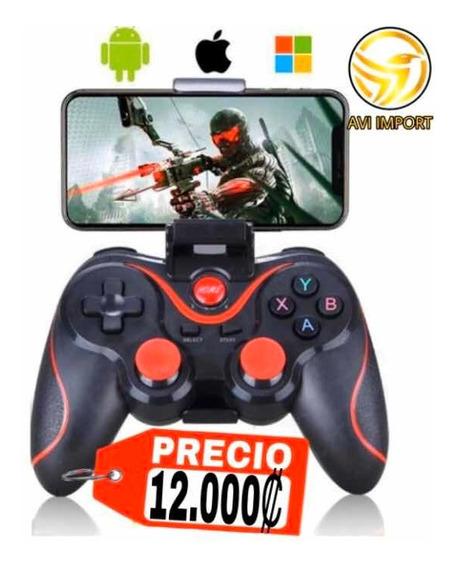 Gamepad X3 Bluetooth Inalámbrico Game Controller