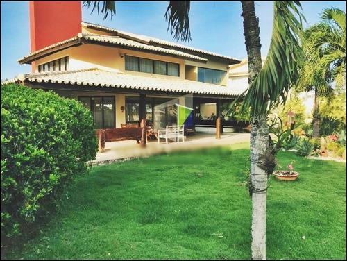 Imagem 1 de 14 de Venda - Casa Duplex - Cond. Pq. Costa Verde - Piatã - Salvad