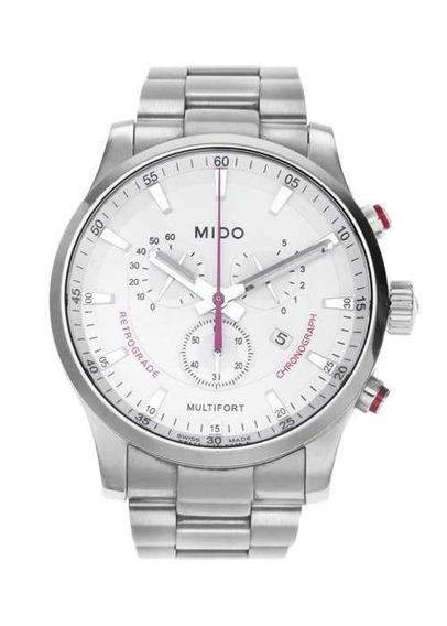 Relógio Mido Multifort, Caixa, Manuais, Certificado