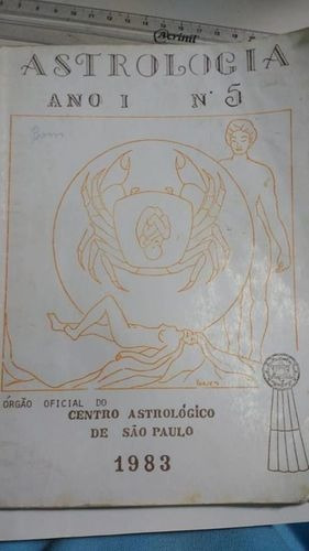 Astrologia - Ano I - Nº 5 Centro Astrológico De São Paulo