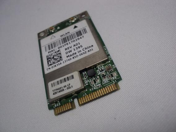 Placa Rede Mini Pci Wi-fi Mic Esd 0703169c Para Notebook