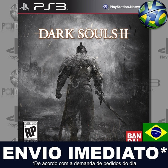 Dark Souls Ii 2 Ps3 Psn Legendas Português Pt Br Promoção